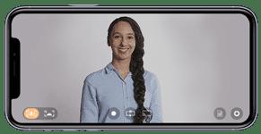 pixself phone interface